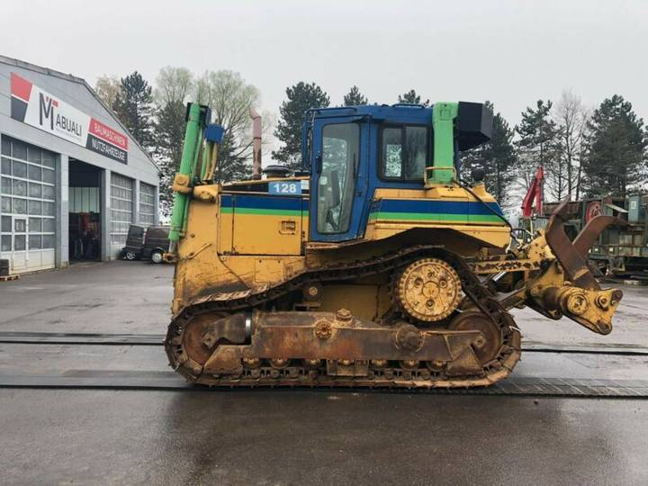 Caterpillar D6R XL **BJ2001 *8710H ** mit Ripper - 2001