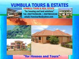 vumbula real estates, dealers in houses for rent and for sale.