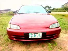 Clean Honda civic 4sale