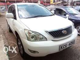 Toyota Harrier 2008 For Quick Sale Asking Price 1,980,000/= o.n.o