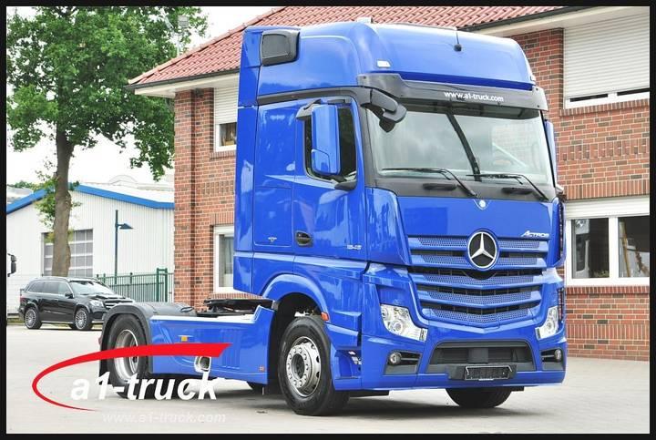 Mercedes-Benz 1845 LS, GIGA Retarder 4 x vorhanden.. 1 Vorbesitzer - 2013