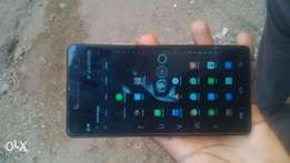 Infinix hot4 with finger print