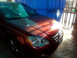 4 cylinder engine Altima SE Nigeria used car in great condition