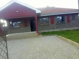 3bedroomed bungalows with an SQ for sale in ngong Matasia