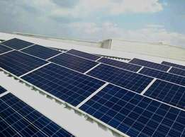 Solar power complete solution