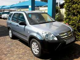 For the Soccer Mom! 2005 Honda CRV 2.0 RVI A/T
