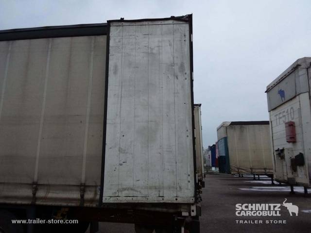 Schmitz Cargobull Semitrailer Rideaux Coulissant porte-bobines - 2008 - image 7