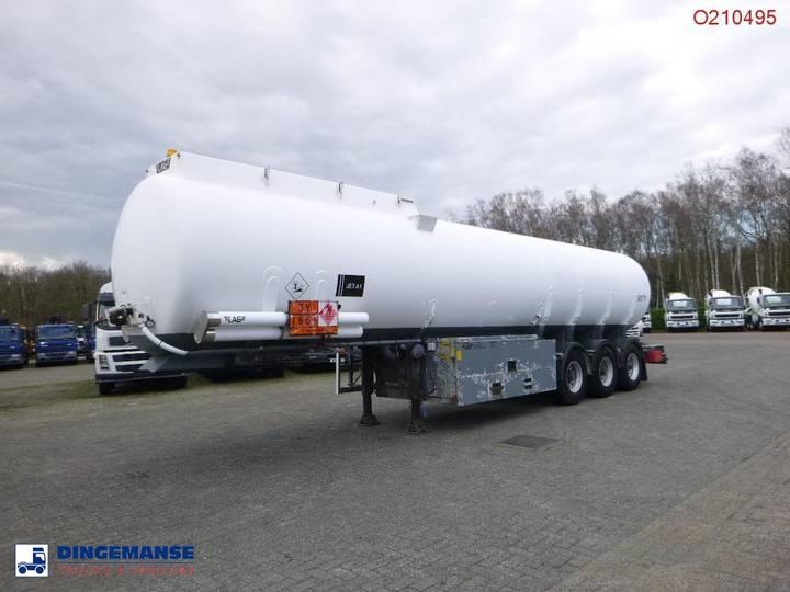 LAG Jet fuel tank 41 m3 / 1 comp / ADR 10/2019 - 2002