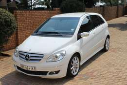 2007 Mercedes Benz B200 Turbo Triptronic Immaculate Condition