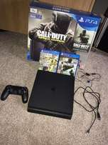 Genuine brand new seralerdf in box PS4 slim 1TB