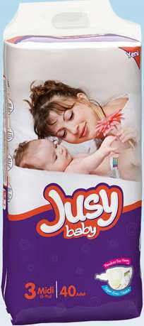 Jusy baby diapers Imported from Turkey- Wholesale offer-BONANZA Eastleigh - image 2