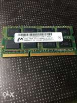 Perfectly working 2gb 2rx8 pc3 ram for sale