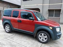 Honda Element (super clean) up for grab