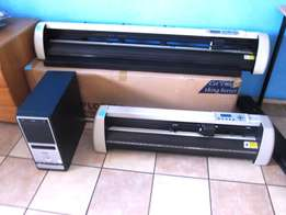 V-800 V-Series High-Speed USB Vinyl Cutter, 800mm Working Area Vinyl