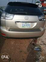 Clean Registered Lexus RX330 Available