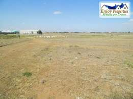 Thika Kianjau 1/8 acre plot for Sale