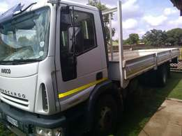 2011 Iveco Eurocargo For Sale With 7.3m Bin