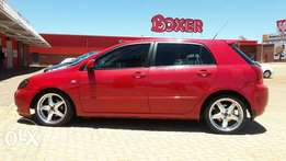 toyota corolla runx for sale R22000