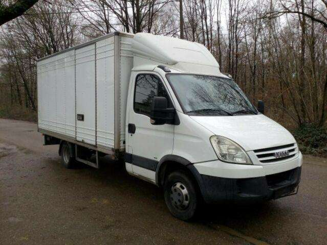 Iveco DAILY 3.0diesel LADEBORDWAND - 2007