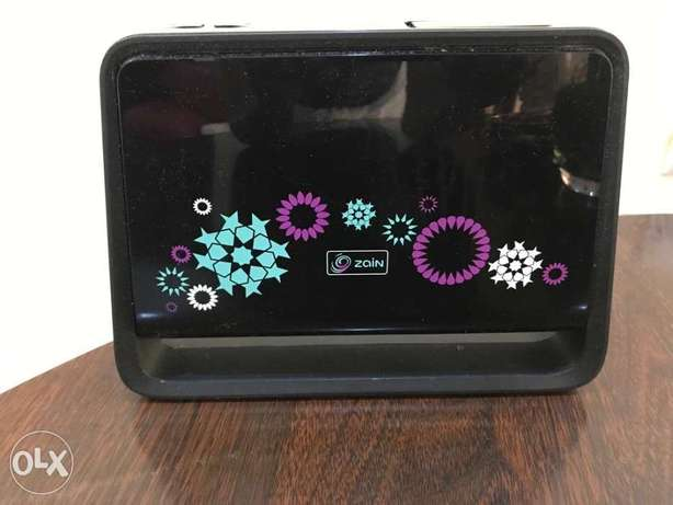 Zain 4g home Router for sale (Unlocked)