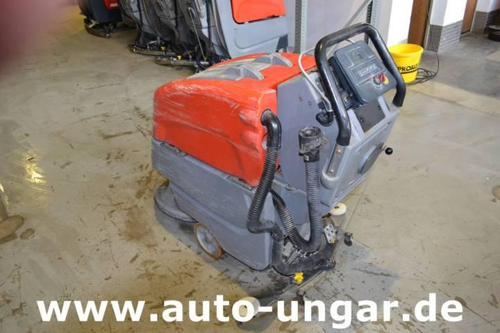 Hako B45 Cl Bodenreinigungsmaschine 1.914 Stunden - 2012
