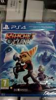 Ratchet and clank(Ps4)