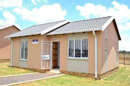 new gap house in protea glen soweto with a big stand no deposit