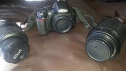Nikon D3100 in excellent condition