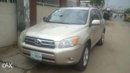 Toyota Rav4 2008 model (V6)