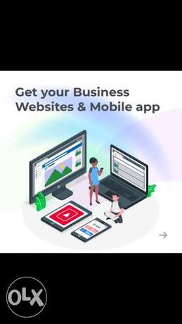 Website and Android/ios App in affordable price