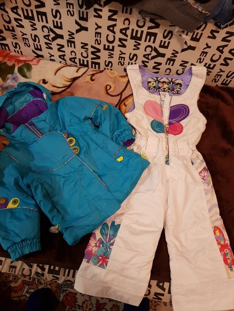 Зимний комбинезон фирмы OBERMEYER  1 200 грн. - Одяг для дівчаток ... dcb62d00e3a3a