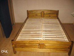 łóżka Drewniane łóżka I Materace W Kępno Olxpl