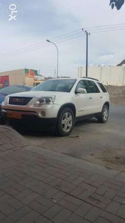 For sale Acadia parts (whole car except engine)للبيع قطع غيار اكاديا