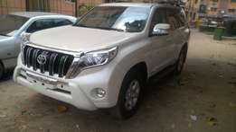 Toks 2014 Toyota LandCruiser Prado VX fullest options