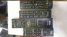 Sony,Lg,Samsung,Sharp,Tcl,Skyworth remote