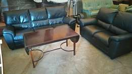 Original Pure leather sofa 5 seater from Drexel&Heritage Germany 200k