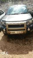 Land Rover freelander (manual )