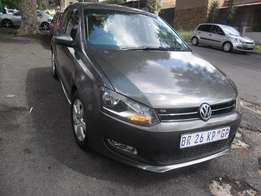 2012 Grey VW Polo 6 1.6 hatch for sale