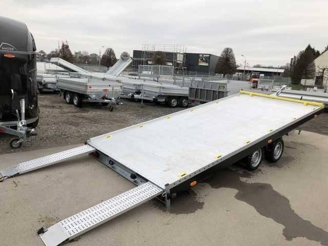 Vezeko Jumbo light 35.5 Windenhalter Autotransporter