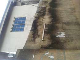 Newly built miniflat upstairs 4 rent at igando bustop.