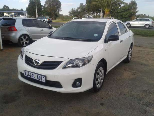 2014 Toyota Corolla 1.6 Quest For Sale R135000 Is Available Benoni - image 5
