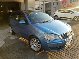 2006 sporty polo 1.9tdi 96kw 6speed facelift with mags got 190000km