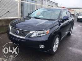 2010 RX, 450H Blue Just Arrived For Sale Asking Price 3,600,000/=o.n.o