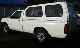 Nissan Hard body NP 300 for sale