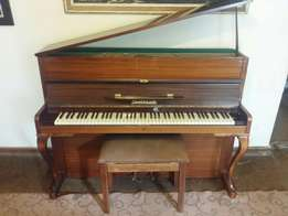Zimmermann Piano made in Germany