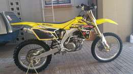 Rmz 450 and bombardier ds650