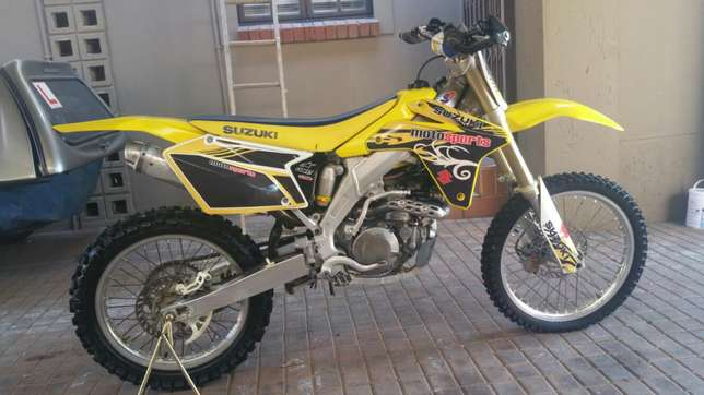 Rmz 450 and bombardier ds650 Karenpark - image 1