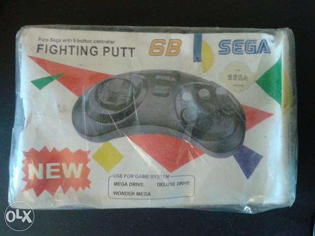 sega mega drive 2 controller made in japan boxed
