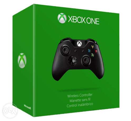 Xbox One Black Wireless Controller