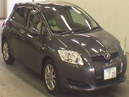 Toyota Auris Sportish
